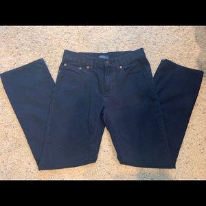 Polo Ralph Lauren navy lightweight Jean boys 12